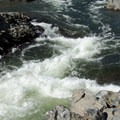 Satan's Cesspool, Class III+.- South Fork of the American River: The Gorge, Greenwood to Salmon Falls Bridge