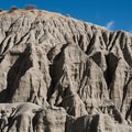 The wall just past the picnic area continues to provide interesting formations.- Ricardo Campground