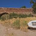 Historic aqueduct in Parley's Historic Nature Park.- Tanner Dog Park