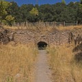 An old cellar in Parley's Historic Nature Park.- Tanner Dog Park