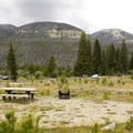 A typical campsite at Timber Creek.- Timber Creek Campground