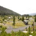 There is ample room for tents and RVs at Timber Creek.- Timber Creek Campground