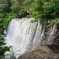 Vickery Creek Falls.- Vickery Creek