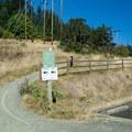 Dillard East Trailhead. - Ridgeline Trail System: Dillard East Trailhead