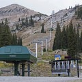 The Sugarloaf Lift services the peak of the same name. Head southwest to go up Germania Pass.- Albion Meadows Trail to Germania Pass