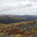 The Medicine Bow Range north of Rocky Mountain National Park.- Chapin, Chiquita + Ypsilon (CCY Route)