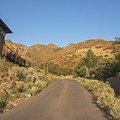 You pass through private property to reach the trailhead, so be quiet and respectful please.- Heughs Canyon Trail