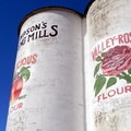 The silos are like huge works of art.- Thompson's Mills State Heritage Site