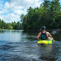 There is plenty of flatwater on this run, but it's worth it.- Ottawa River: Main Channel