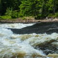 The Horseshoe Hole.- Ottawa River: Main Channel