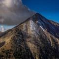 Mount Nebo.- Mount Nebo + North Peak
