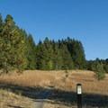 Blanton Ridge Trailhead.- Ridgeline Trail System: Blanton Trailhead