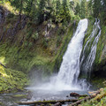 165-foot Lemolo Falls in the Umpqua National Forest.- Lemolo Falls via the Lemolo Falls Trail