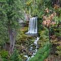Warm Springs Falls. - Warm Springs Falls