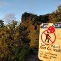If you choose to go beyond the official end of the trail, proceed with caution.- Nounou Mountain via the East Ridge