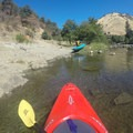 Scouting spot for Troublemaker.- South Fork of the American River: Chili Bar to Coloma