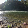 The beautiful South Fork of the American River.- South Fork of the American River: Chili Bar to Coloma