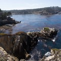 Panoramic view from Granite Point.- Granite Point + Moss Cove Trails