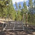 ATV Crossing along the Hood Creek Trail.- Hood Creek
