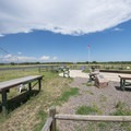 Model airfield at Cherry Creek State Park.- Cherry Creek State Park