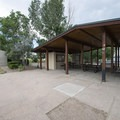 Smoky Hill Picnic Shelter at the East Shades Day Use Area within Cherry Creek State Park.- Cherry Creek State Park