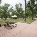 Dixon Grove Day Use Area at Cherry Creek State Park.- Cherry Creek State Park