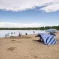Cherry Creek Swim Beach and Day Use Area.- Cherry Creek Swim Beach + Day Use Area