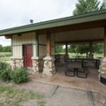 Cherokee Group Site at Cherry Creek State Park Campground.- Cherry Creek State Park Campground