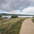 Perimeter trail network at Chatfield State Park.- Chatfield State Park