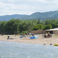 Chatfield Reservoir Swim Beach.- Chatfield Reservoir Swim Beach