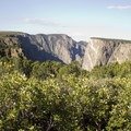 The Black Canyon of the Gunnison seen from the Green Mountain Trail.- Green Mountain Trail + Exclamation Point