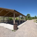 Meadowlark Picnic Shelter at Bear Creek Lake Regional Park.- Bear Creek Lake Regional Park