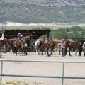 Horse stables at Bear Creek Lake Regional Park.- Bear Creek Lake Regional Park