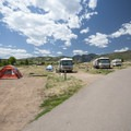 Indian Paintbrush Campground, Bear Creek Lake Regional Park.- Indian Paintbrush Campground