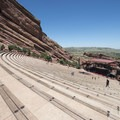 Red Rocks Amphitheater.- Red Rocks Amphitheater + Park