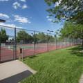 Tennis Courts at City Park.- City Park