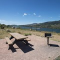 View of Horsetooth Reservoir from the Rotary Park Day Use Area.- Horsetooth Reservoir County Park