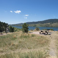Skyline Picnic Area, Horsetooth Reservoir County Park.- Horsetooth Reservoir County Park