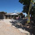 Boat rental at Satanka Bay, Horsetooth Reservoir County Park.- Horsetooth Reservoir County Park