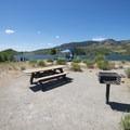 Satanka Bay Day Use Area, Horsetooth Reservoir County Park.- Horsetooth Reservoir County Park