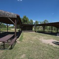 Soldier Canyon Group Picnic Area at Lory State Park.- Lory State Park
