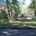 More public sites on road.- Sunset Falls Campground