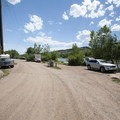 South Bay Campground, Horsetooth Reservoir County Park.- South Bay Campground
