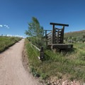 Old corral at Soderberg Open Space.- Soderberg Open Space