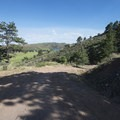Towers Trail (old four-wheel drive road), Soderberg Open Space.- Stout, Sawmill + Nomad Trail Loop