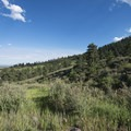 Views from the Stout Trail, Soderberg Open Space.- Stout, Sawmill + Nomad Trail Loop