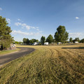 Boyd Lake State Park Campground.- Boyd Lake State Park Campground