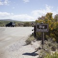Parking at some of the overlooks, like Big Island, is plentiful.- North Rim Road