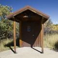 Facilities at the South Rim Campground at Black Canyon of the Gunnison.- South Rim Campground