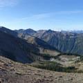 Western Olympic Range.- Grand Pass Loop